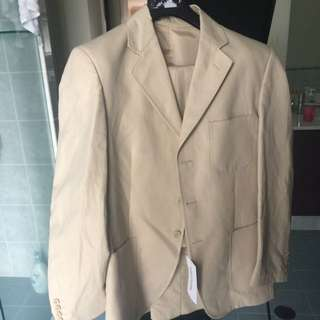 Italian Made Suit RRP $1395