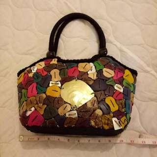 Coco shell handbag