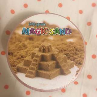 Magic Sand - Bright Pink