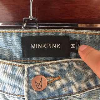 Minkpink Jeans Size M