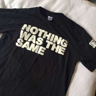 DRAKE | NOTHING WAS THE SAME TEE