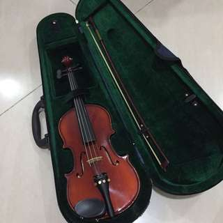 Helicon Violin