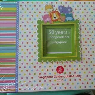 Brand New SG50 Scrapbook Kit