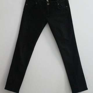Black MNG Jeans