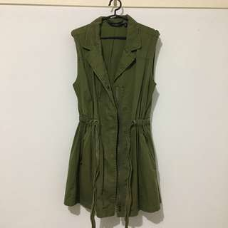 Glassons Sleeveless Coat