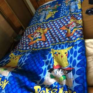 Kids Pokemon Doona Cover