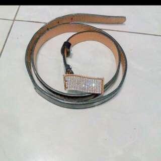 Belt Hitam