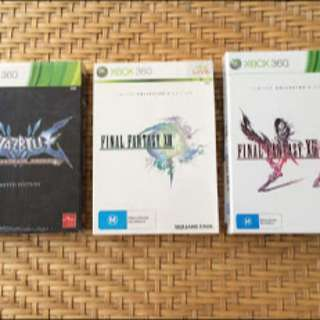 GAME BUNDLE! DS/PS2/PSP/XBOX 360