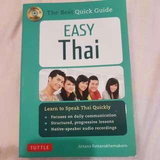 Easy Thai By Tuttle