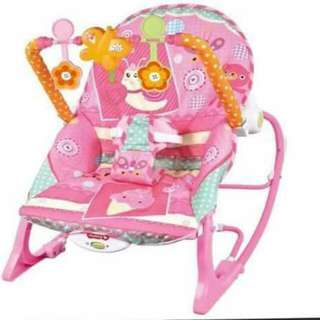 Fisher Price Baby Rocker Pink(Limited Edition)