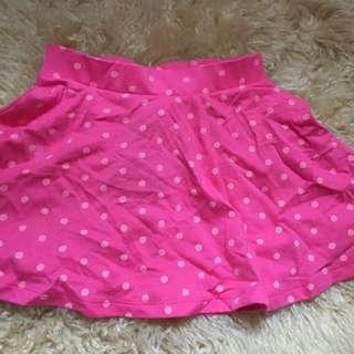 HM女童棉裙