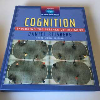 Psychology Textbook - Cognition