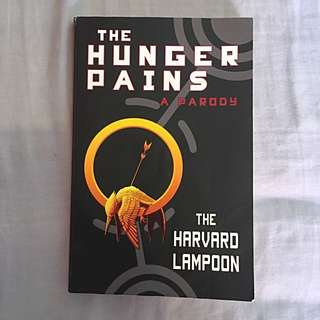 The Hunger Pains - The Harvard Lampoon