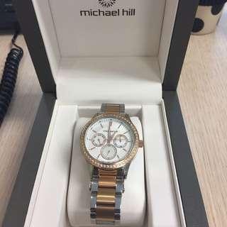 Michael Hills Woman's Watch
