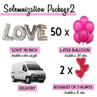 Solemnization Package 2