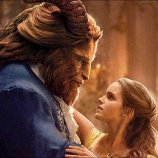 迪士尼《 美女與野獸 》限定超美彩妝系列(口紅+指甲油)