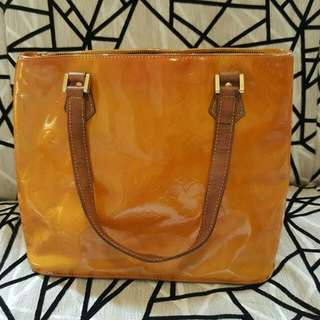 🚚 (正品)Louis Vuitton漆皮包