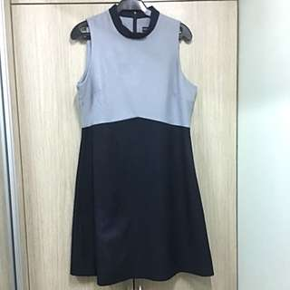 Dorothy Perkins Sleeveless Dress (size 10, with Insconspicuous burnt mark)
