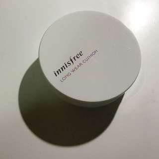 韓國美妝innisfree氣墊粉餅盒