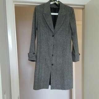 Tight Rope Grey Jacket