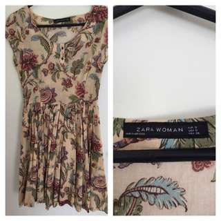 Zara Woman Dress Size S