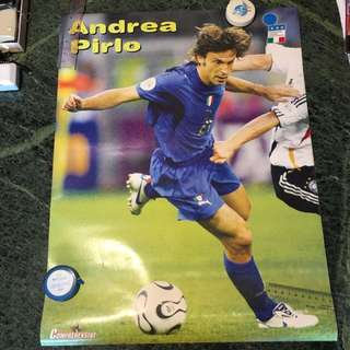 Two Sides Soccer Stars Poster