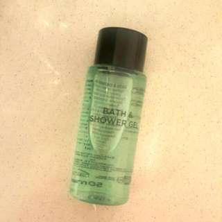 Bath And Shower Gel