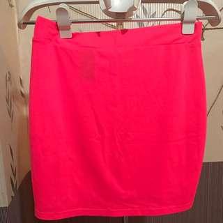 Mini Skirt by H&M Basic Divided (PRELOVED)
