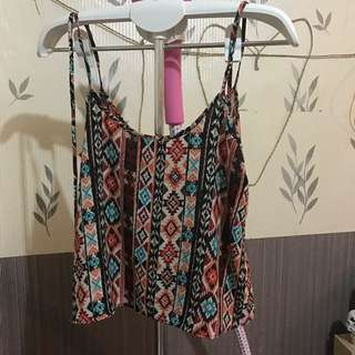 Sexy Top by FOREVER21 (PRELOVED)
