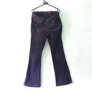 Cutbray Black Jeans