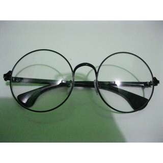 Kacamata Bulat Ala Korea