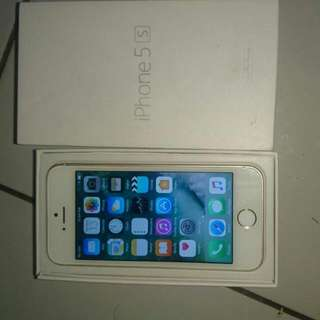 Iphone 5s 64 Gb (Gold)