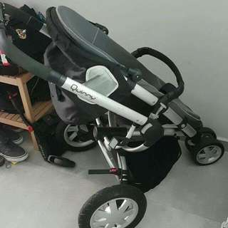 Fast Deal $150! - Quinny Buzz 3 Stroller