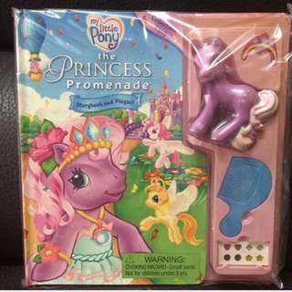 My Little Pony 書連公仔