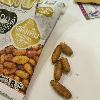 泰國蟲蟲餅乾