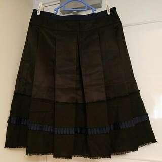 Women's Vintage Skirt (Charles Jourdan)