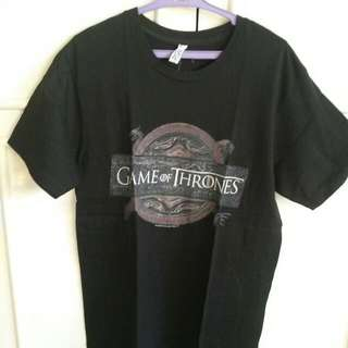 Preloved Game Of Thrones Shirt