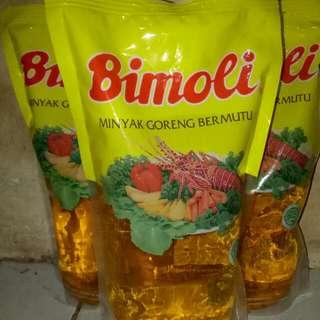 Minyak Bimoli Murah 1 Ltr
