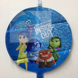 Inside Out Foil Balloon