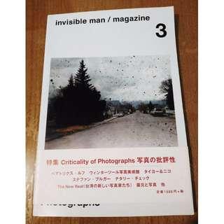 invisible man magazine