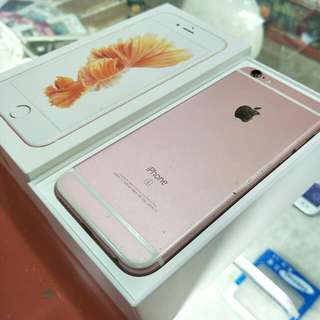 I PHONE6S 64GB粉色
