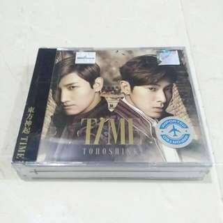 TOHOSHINKI TIME (CD+DVD)