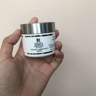 kiehl's deep moisture clarifying cream