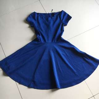 Seed Royal Blue dress