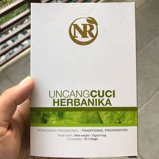 NR Uncangcuci herbanika