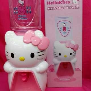Hello Kitty Mini Water Dispenser