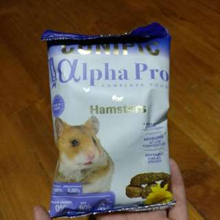 SUGAR FREE hamster Complete Food Good For Dwarfs And Syrians