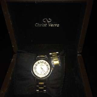 Jam tangan Christ Verra