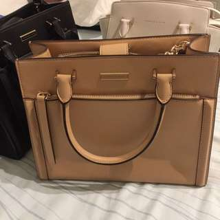 Brown Charles And Keith bag
