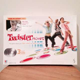 Twister Moves (ft Jesse McCartney) #decluttermarch